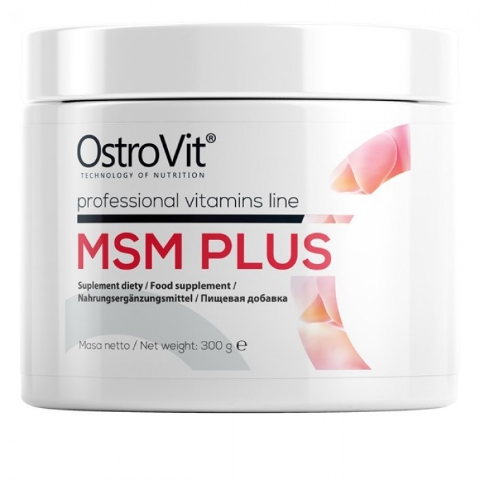 OstroVit - MSM Plus / 300g.