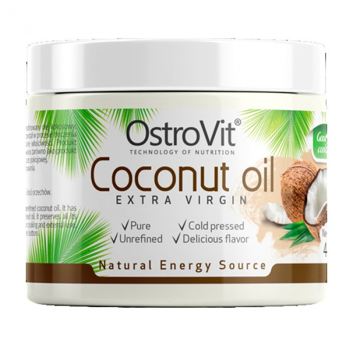 OstroVit - Coconut Oil Extra Virgin / 400g.