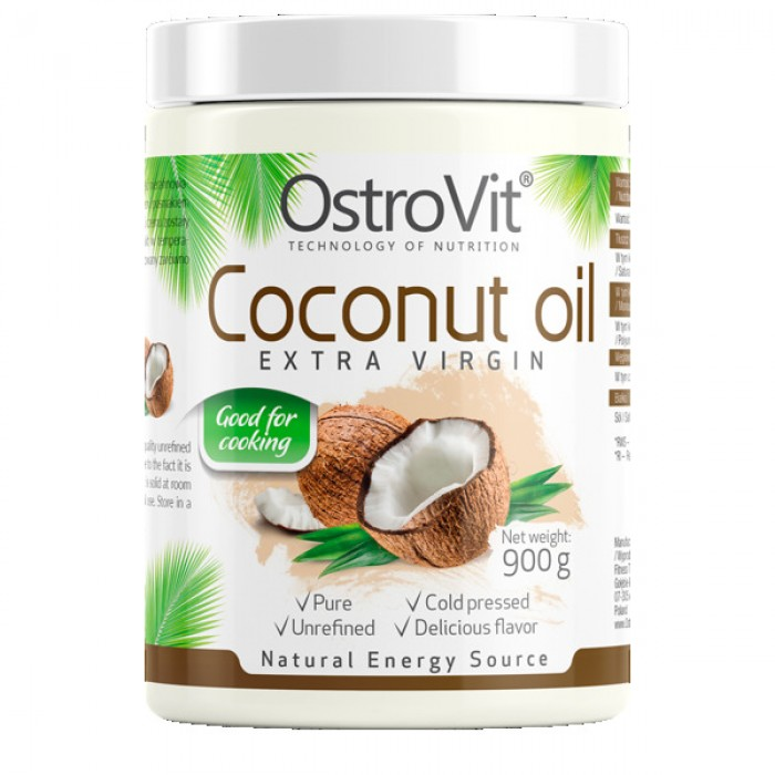 OstroVit - Coconut Oil Extra Virgin / 900g.