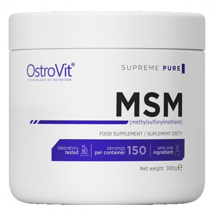 OstroVit - MSM Powder / 300g.