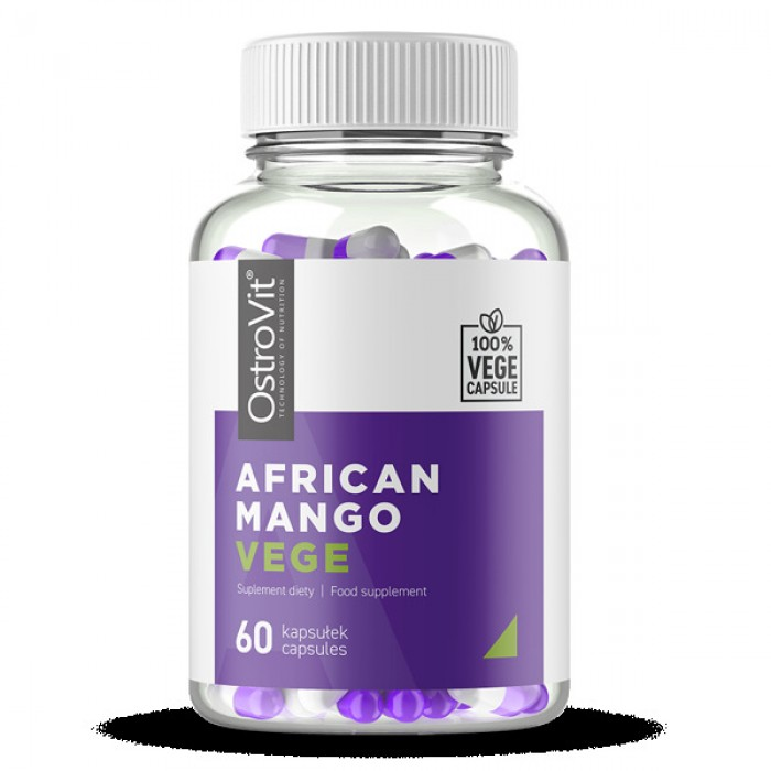 OstroVit - African Mango 700 mg / VEGE - 60caps.