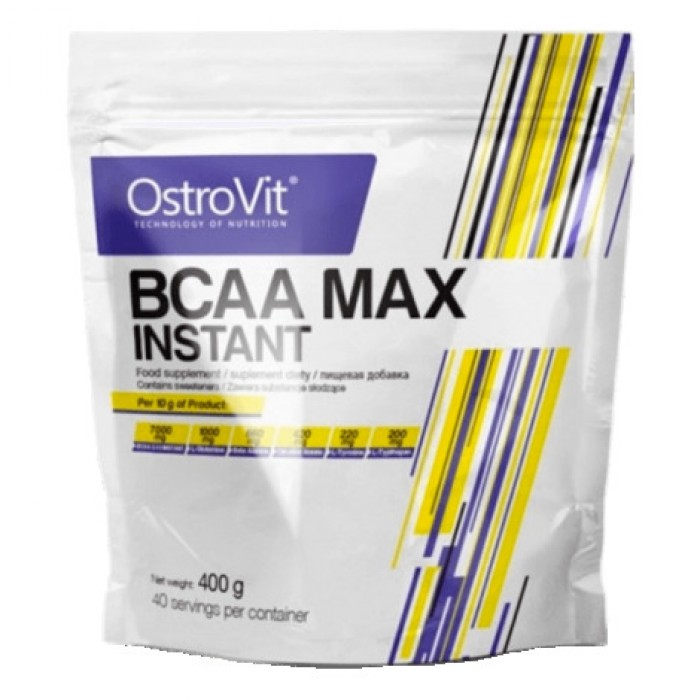OstroVit - BCAA MAX Instant Powder / 400g.
