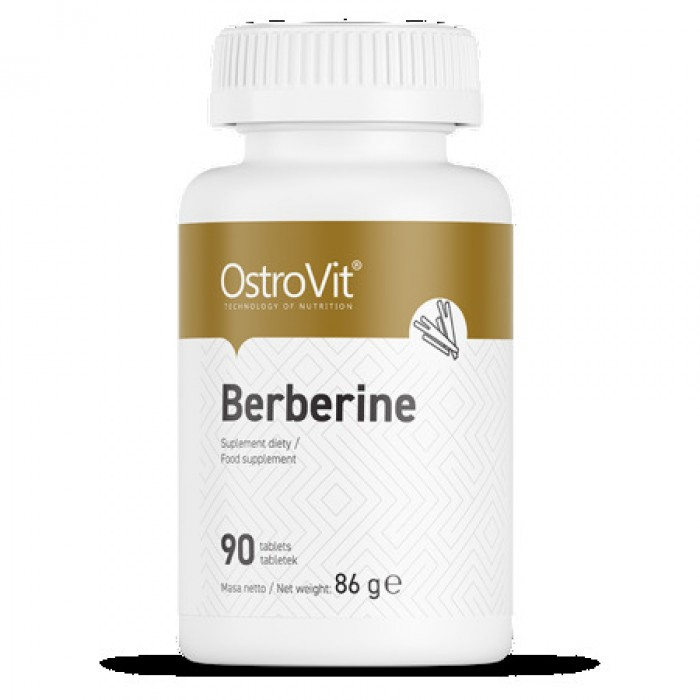 OstroVit - Berberine / 90tabs.