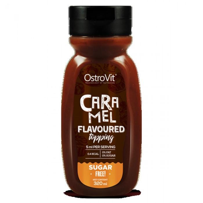OstroVit - Caramel Syrup / Zero Calorie / 320ml.