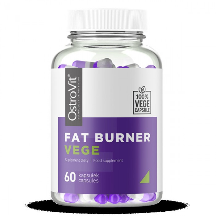 OstroVit - Fat Burner / VEGE - 60caps.