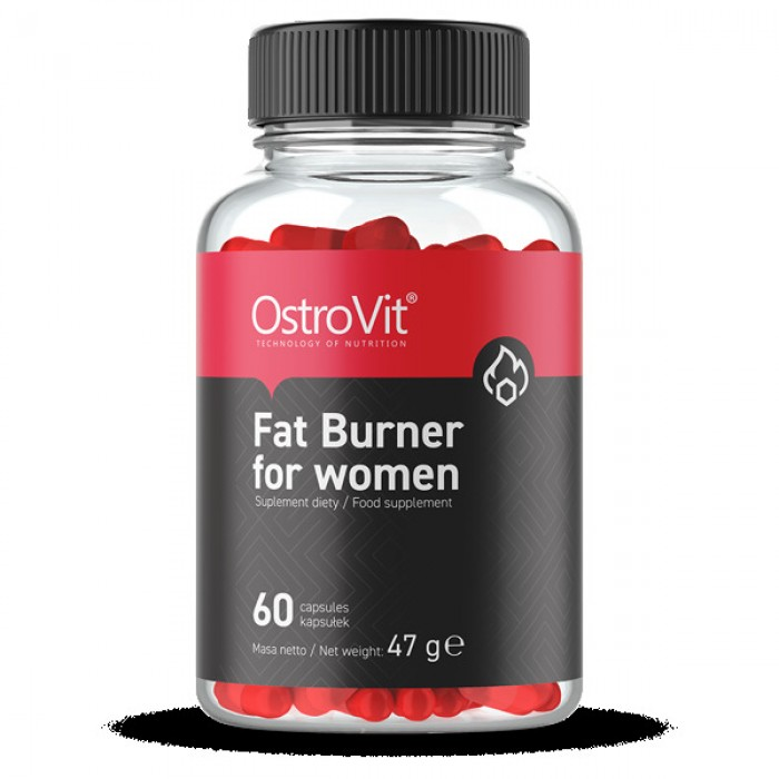 OstroVit - Fat Burner for Women / 60caps.