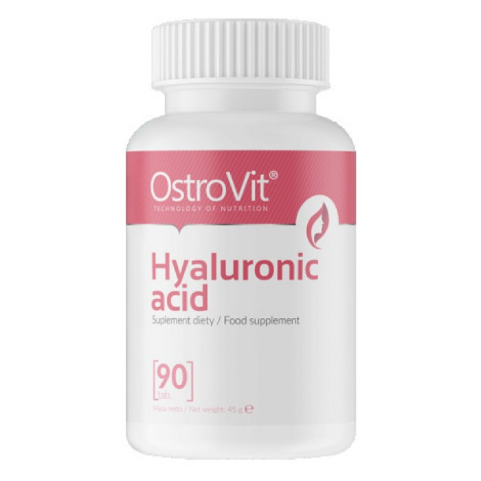 OstroVit - Hyaluronic Acid 70 mg / 90tabs.