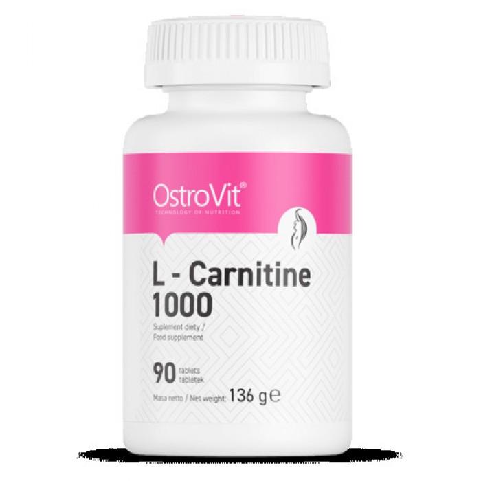 OstroVit - L-Carnitine 1000 / 90 tab