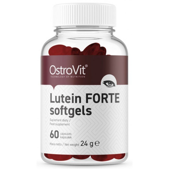 OstroVit - Lutein Forte / with Zeaxanthin / 60softgels
