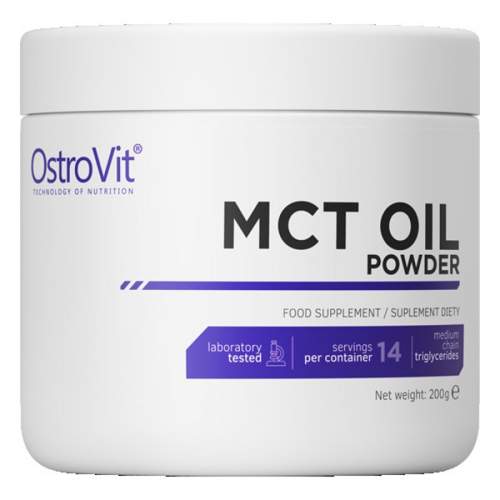 OstroVit - MCT Oil Powder / 200g.