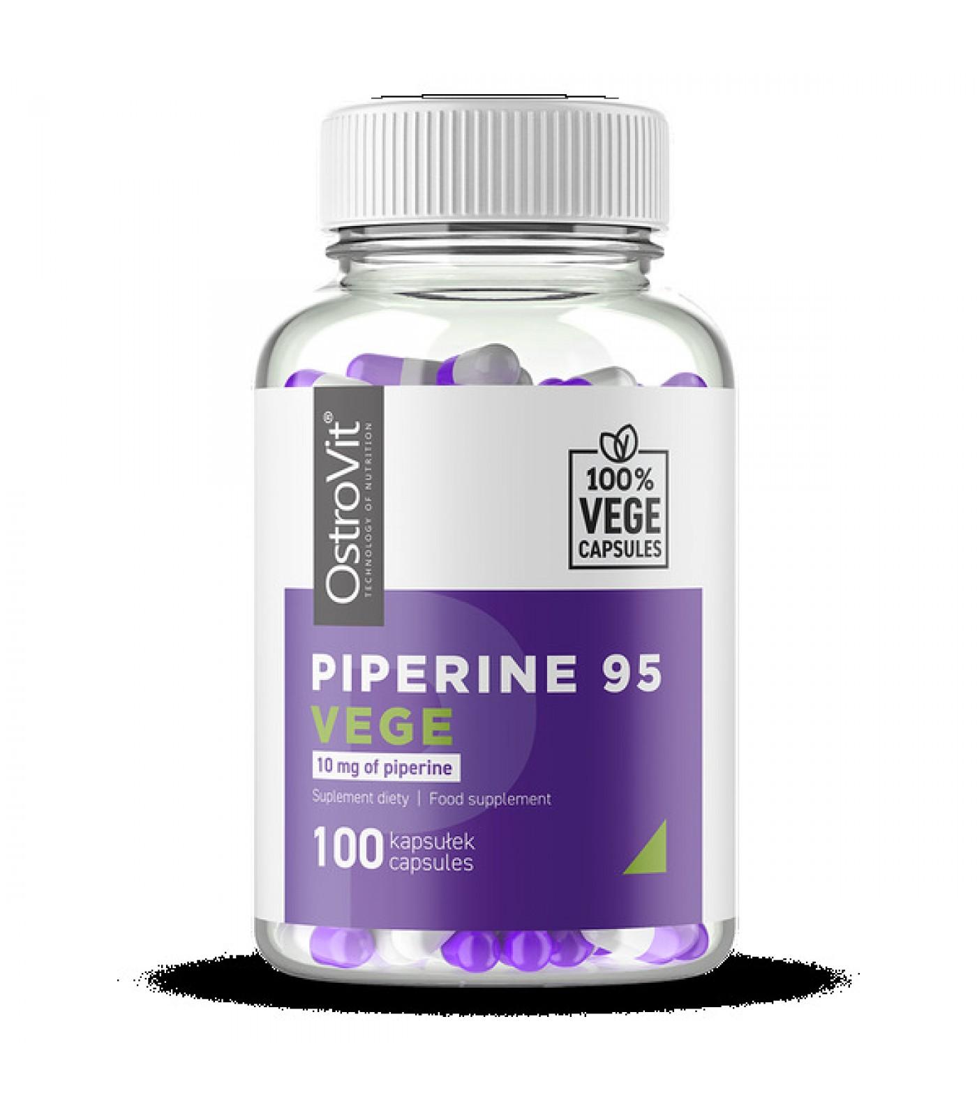 OstroVit - Piperine 95 / Vege / 100caps.