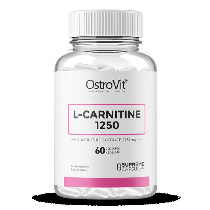 OstroVit - L-Carnitine 1250 mg​ / 60caps.