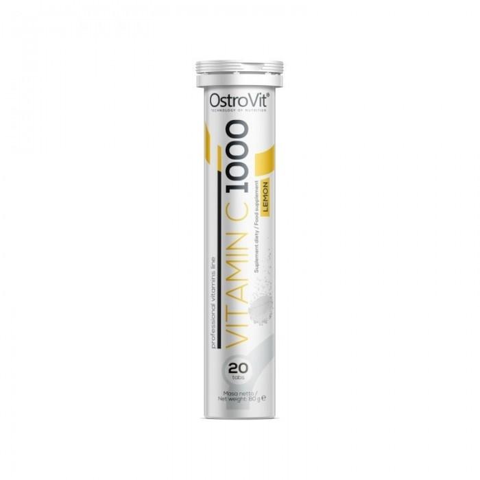 OstroVit - Vitamin C 1000 mg / Effervescent / 20tabs.