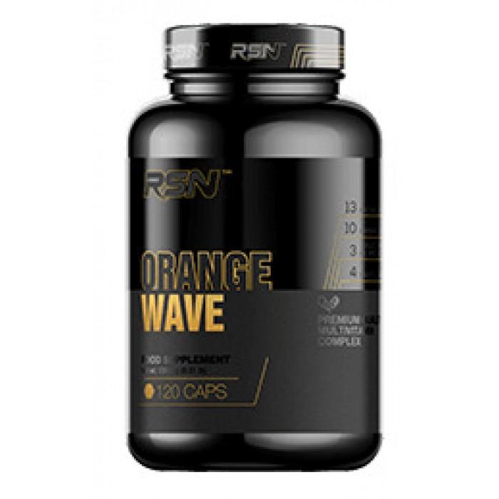 RSN - Orange Wave / Premium Multivitamin Complex - 120caps.