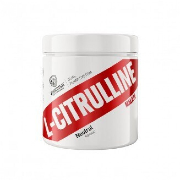 SWEDISH Supplements - Citrulline Malate