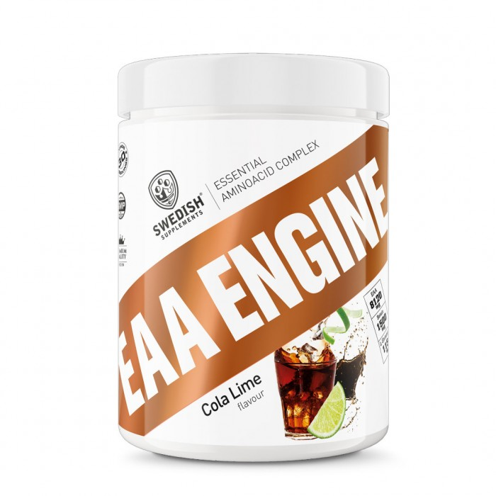 SWEDISH Supplements - EAA Engine / Essential Aminoacid Complex
