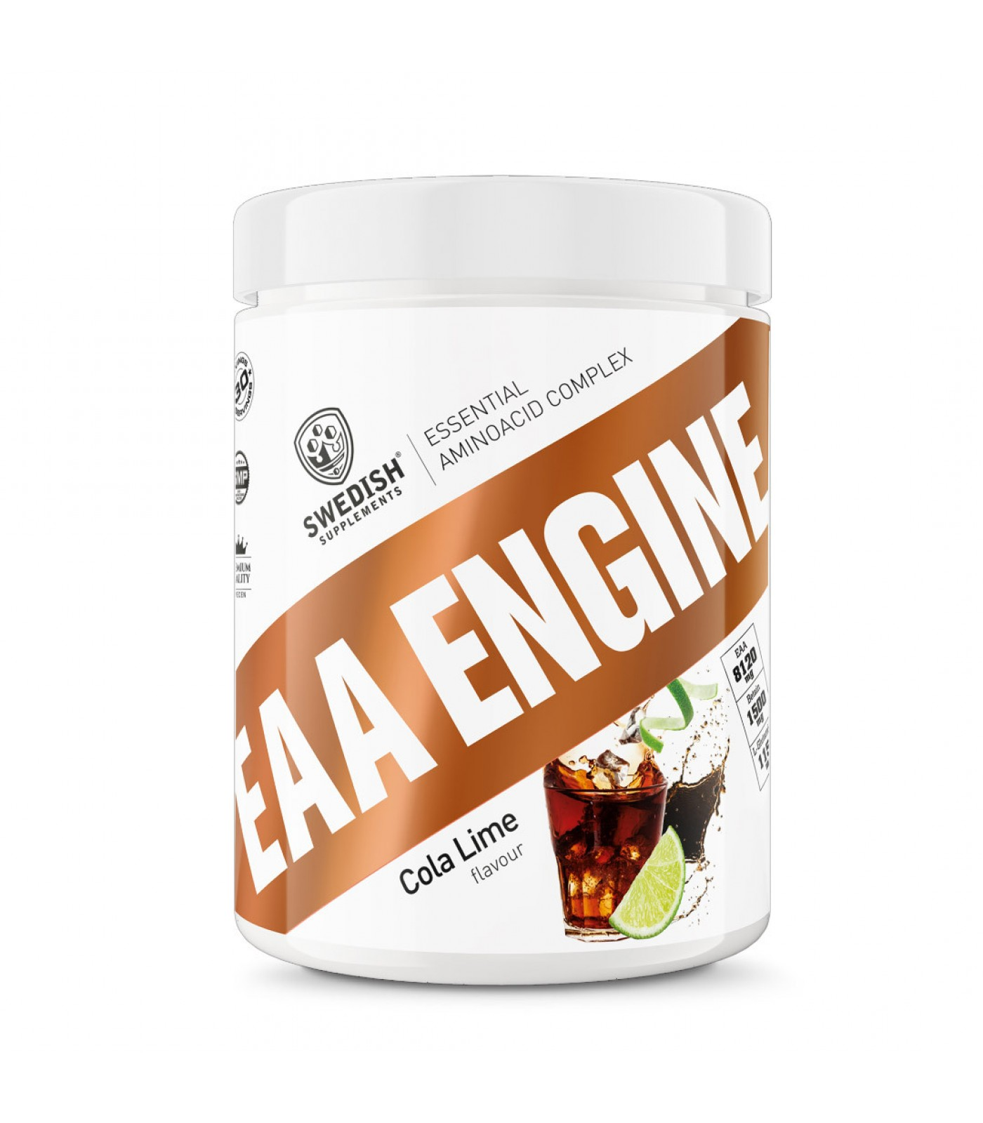 SWEDISH Supplements - EAA Engine / Essential Aminoacid Complex