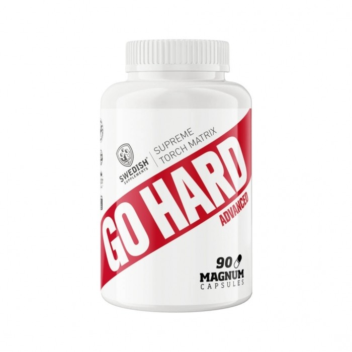 SWEDISH Supplements - Go Hard / Advanced