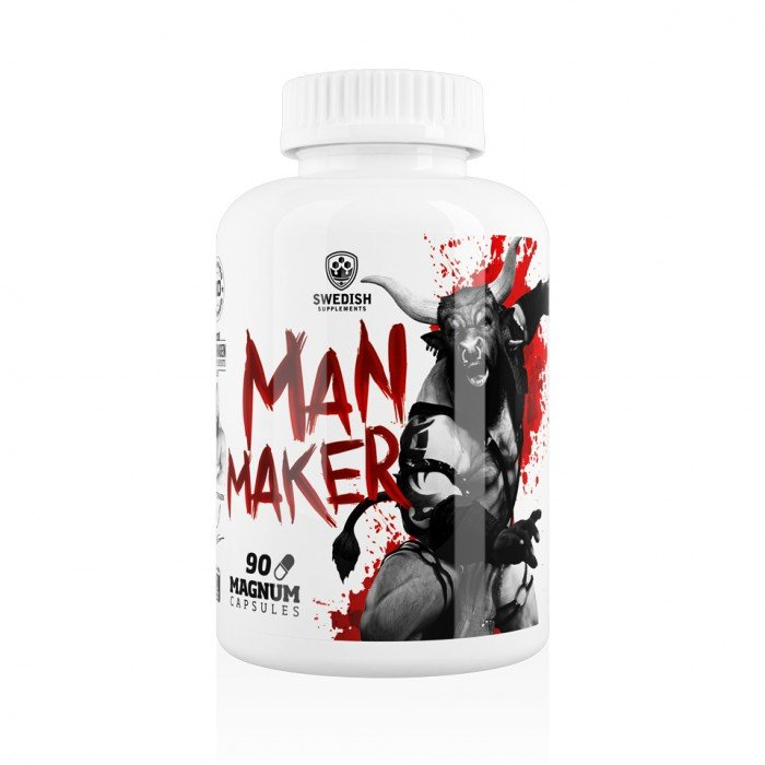 SWEDISH Supplements - Man Maker