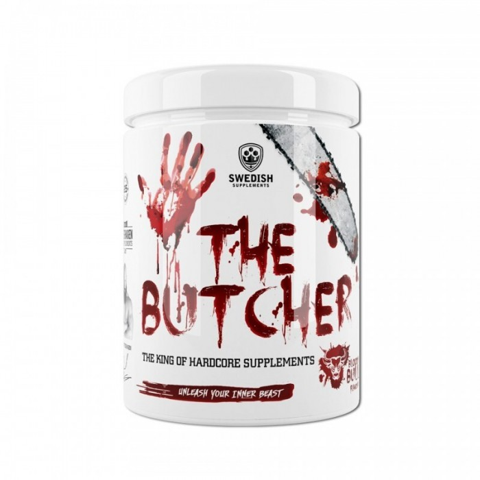 SWEDISH Supplements - THE BUTCHER