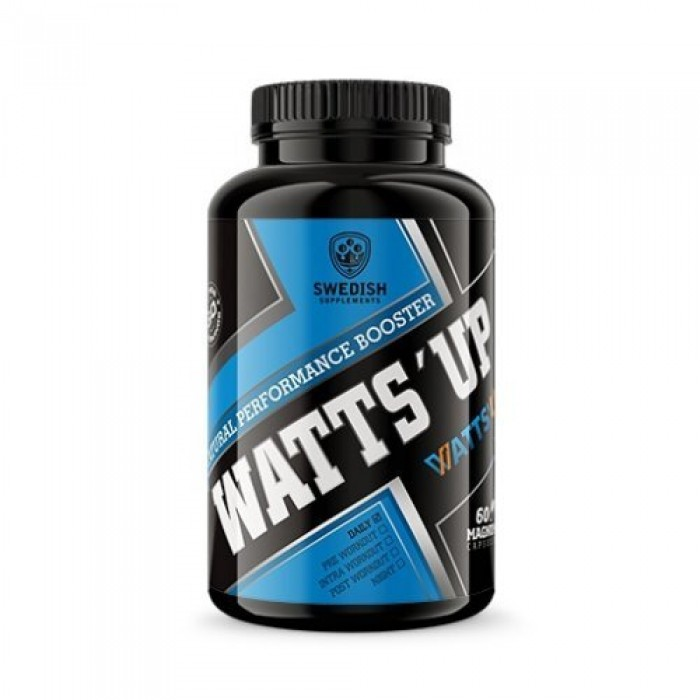 SWEDISH Supplements - WATT'S Up Magnum