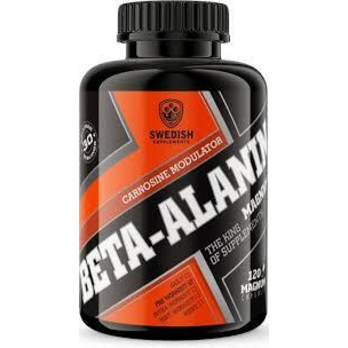 SWEDISH Supplements - Beta-Alanin Magnum
