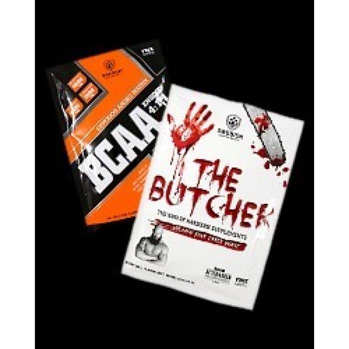 SWEDISH Supplements - The Butcher / BCAA
