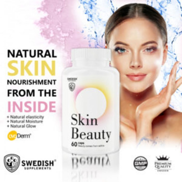 SWEDISH Supplements - Skin Beauty