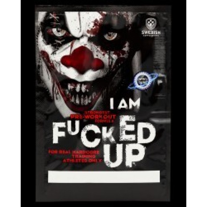 SWEDISH Supplements - I am F#CKED UP JOKER Edition