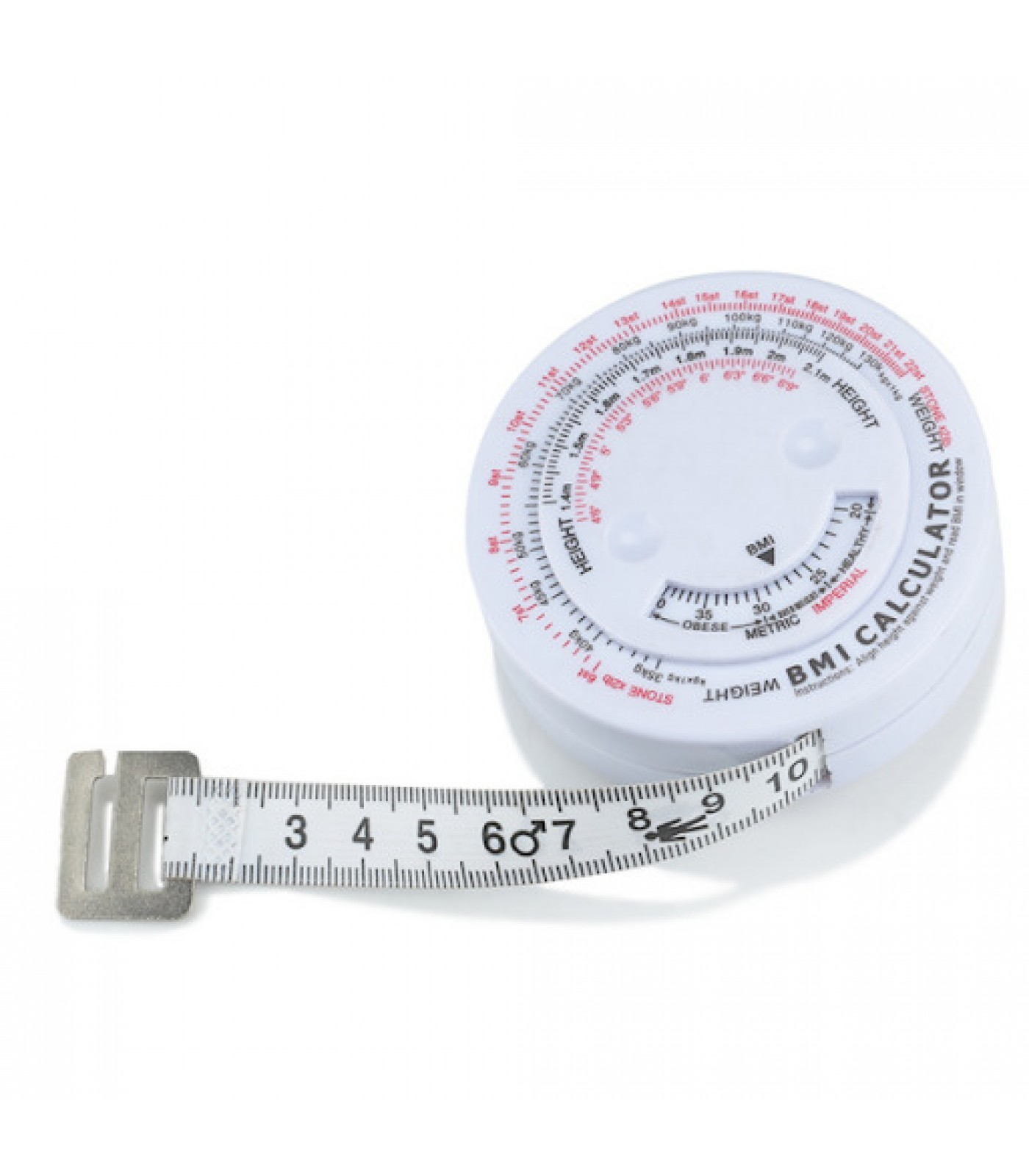 SWEDISH Supplements - Body Mass Index Measure Device