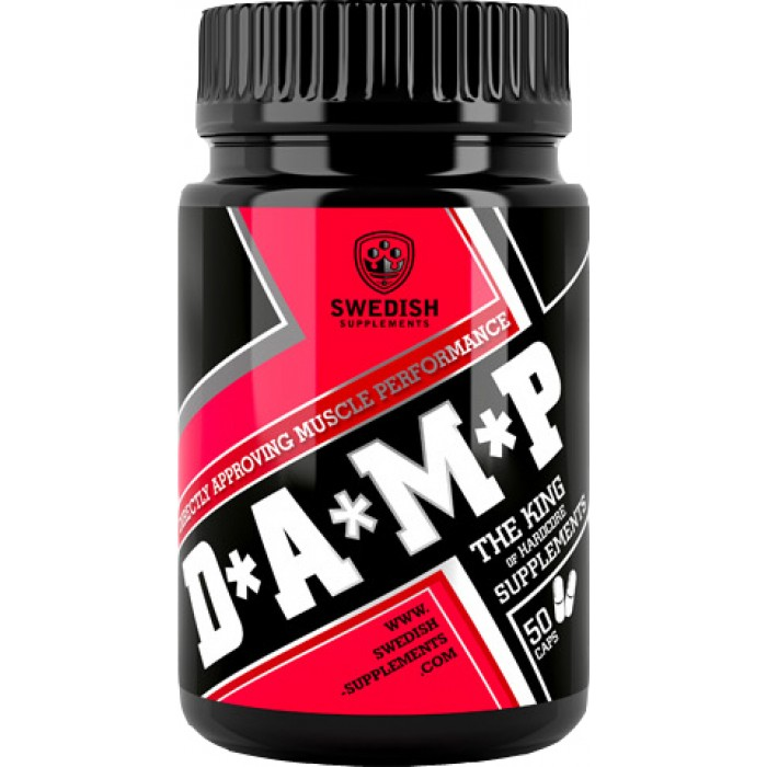 SWEDISH Supplements - D.A.M.P