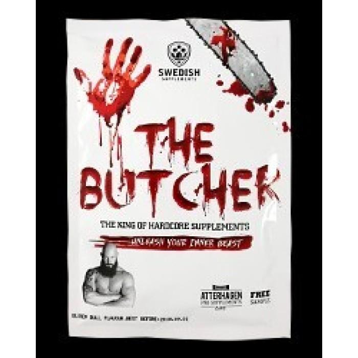 SWEDISH Supplements - THE BUTCHER Sample