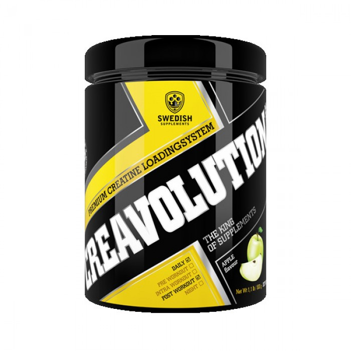 SWEDISH Supplements - CREAVOLUTION Powder