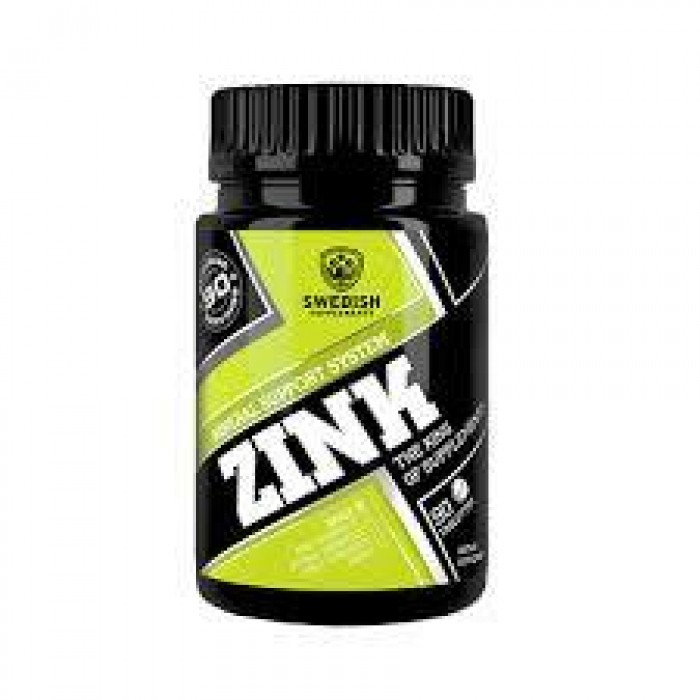 SWEDISH Supplements - Zinc Gluconate 25 mg