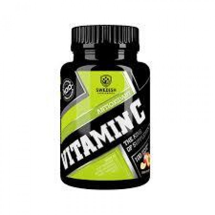 SWEDISH Supplements - Vitamin C 500 mg