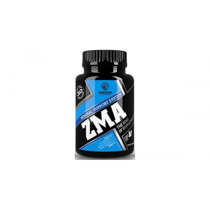 SWEDISH Supplements - ZMA