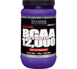 Ultimate Nutrition BCAA 12,000 Powder 457 гр.​