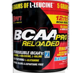 SAN - BCAA Pro Reloaded / 456 gr Хранителни добавки, Аминокиселини, Разклонена верига (BCAA)