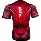 Рашгард - Venum Bloody Roar Rashguard - Short Sleeves - Red