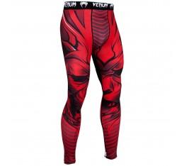 Тренировъчен Клин С Дълги Крачоли - Venum Bloody Roar Spats - Red Клинове