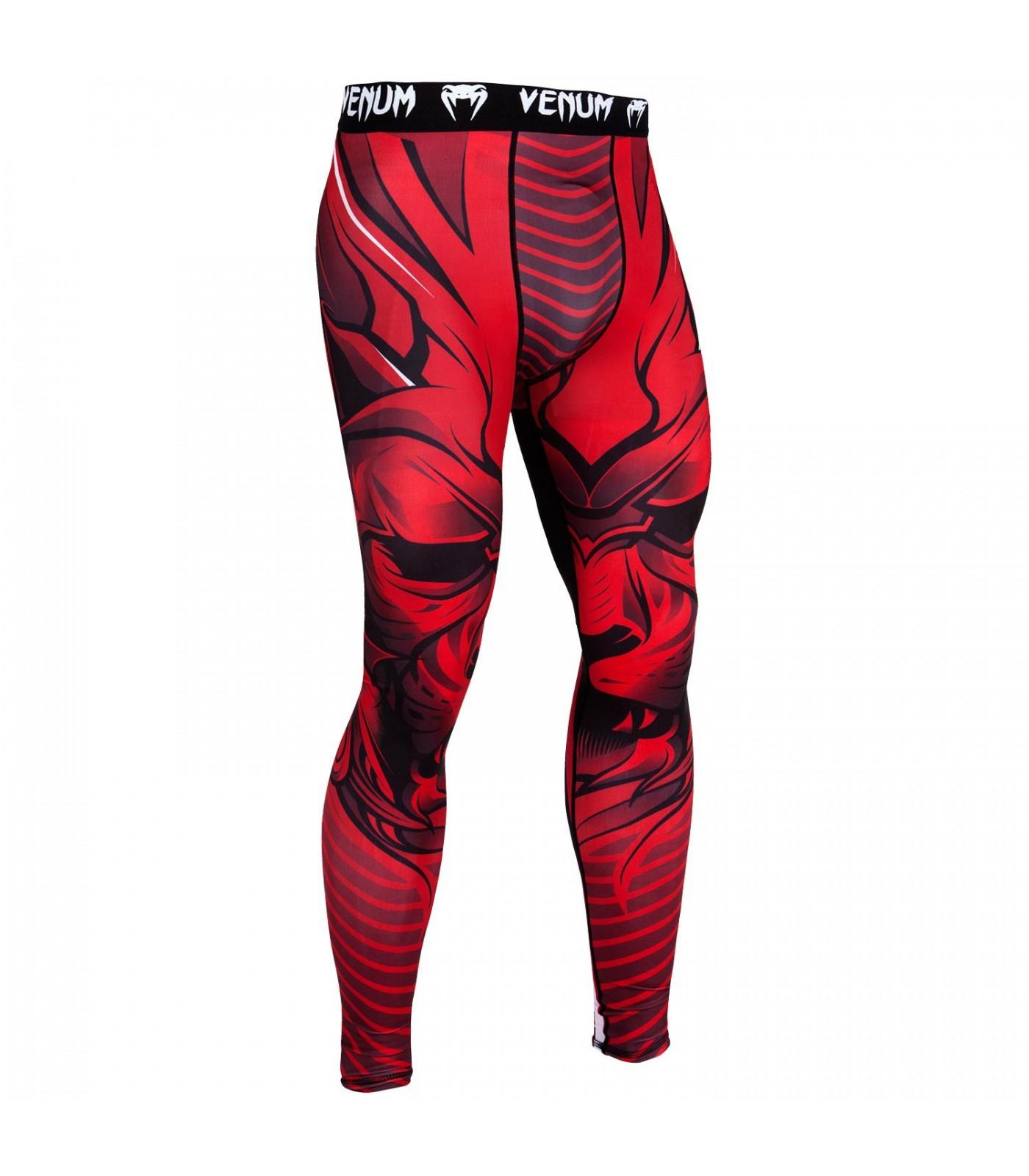 Тренировъчен Клин С Дълги Крачоли - Venum Bloody Roar Spats - Red