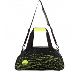 Спортен Сак - Venum Camoline Sport Bag - Black / Neo Yellow​