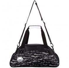 Спортен Сак - Venum Camoline Sport Bag - Black/White Тренировъчни сакове