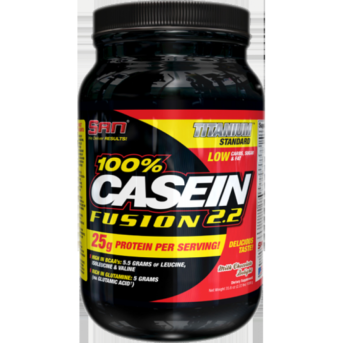 SAN - 100 % Casein Fusion / 1007 gr