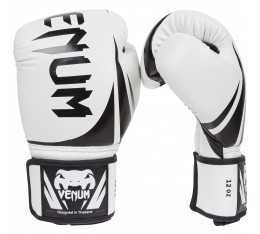 Боксови ръкавици - VENUM CHALLENGER 2.0 BOXING GLOVES / ICE​