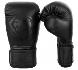 Боксови Ръкавици - Venum Contender Boxing Gloves - Black/Black​