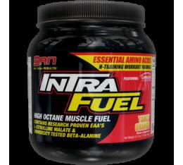 SAN - Intra Fuel (High Octane Muscle Fuel) / 608 gr Хранителни добавки, Аминокиселини, Разклонена верига (BCAA), Енергийни продукти