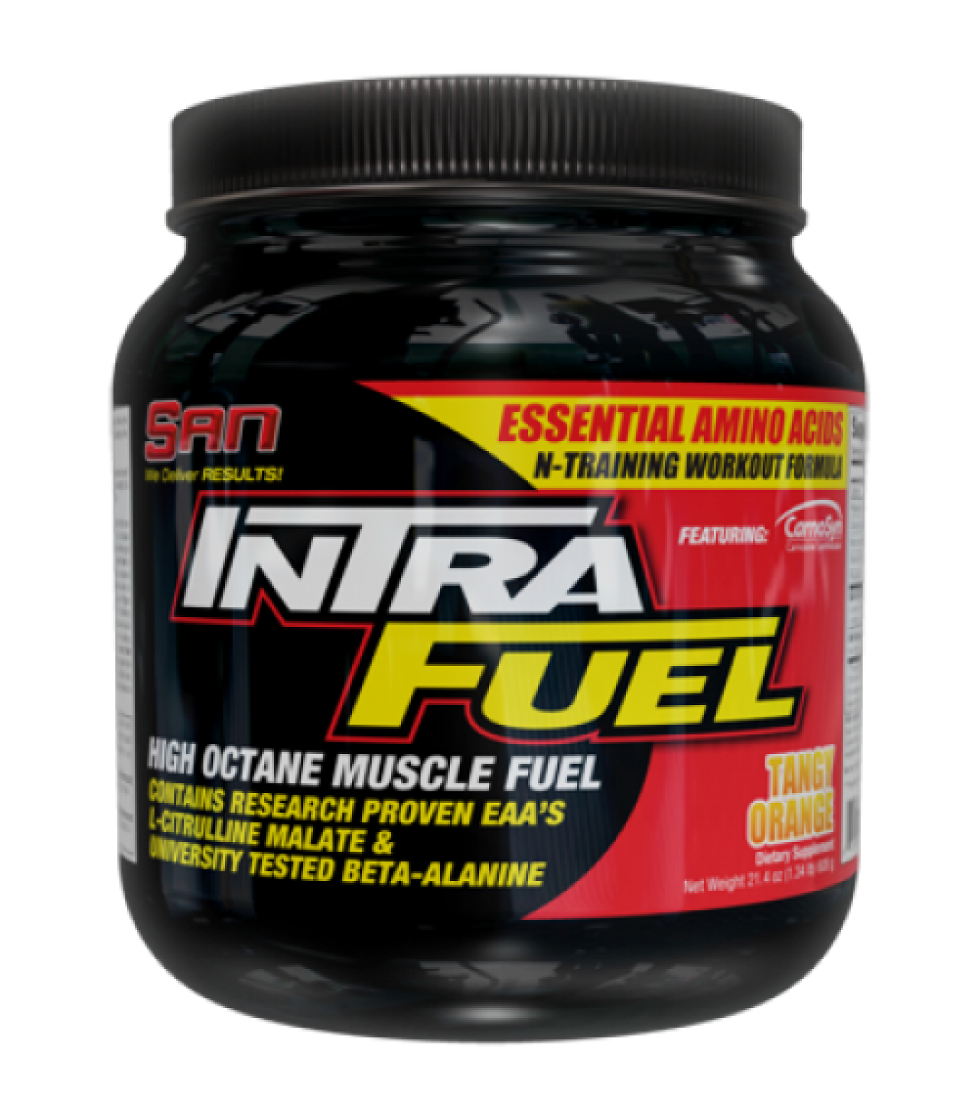 SAN - Intra Fuel (High Octane Muscle Fuel) / 608 gr