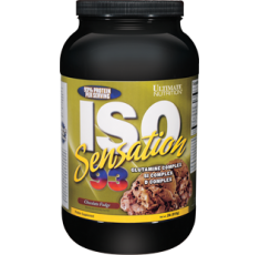 Ultimate Nutrition ISO Sensation® 93 / 910 гр.​