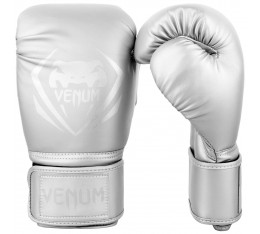 Боксови Ръкавици - Venum Contender Boxing Gloves - Silver/Silver​